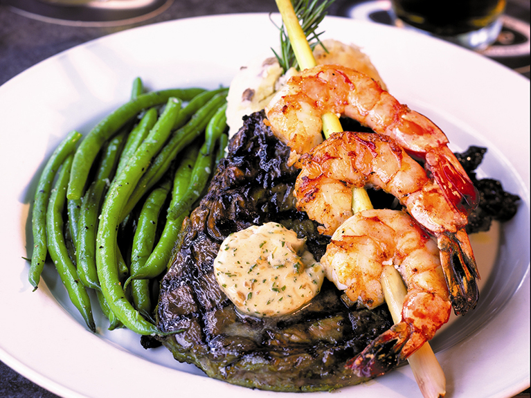 Yardhouse Steak & Shrimp